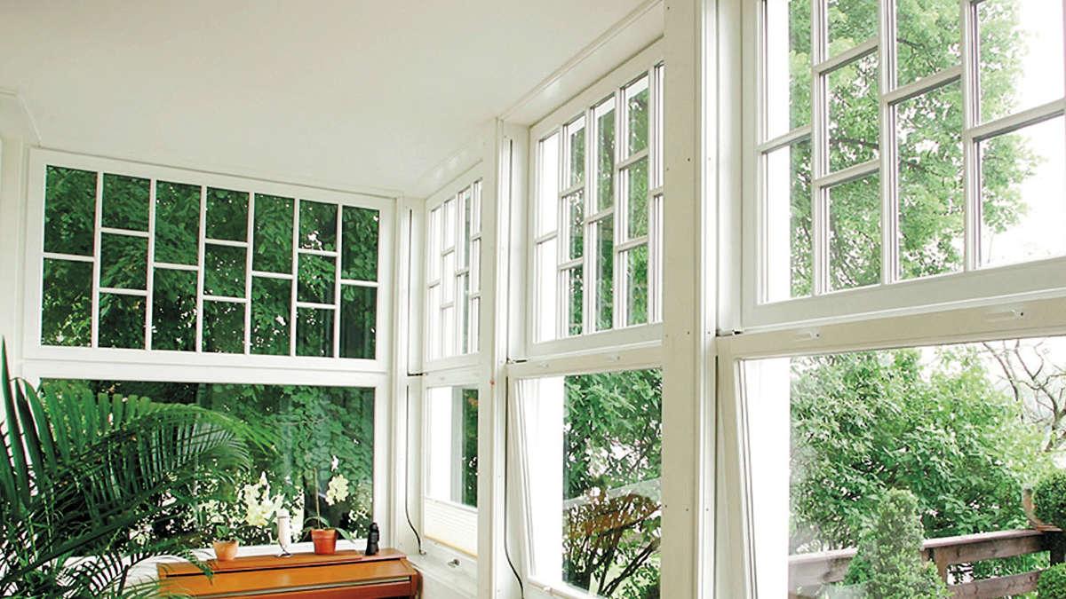 schiebefenster sind praktisch und sparen platz wohnen. Black Bedroom Furniture Sets. Home Design Ideas