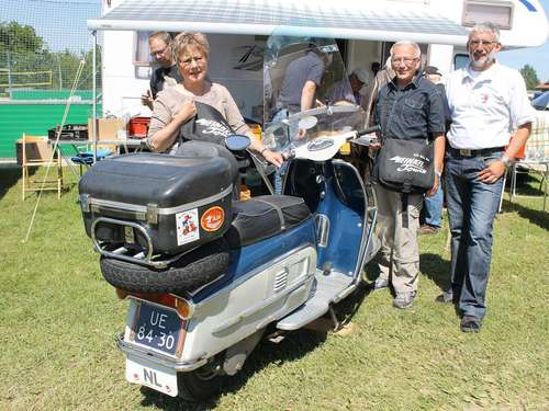Internationales Heinkel-Treffen in Heiligenfelde