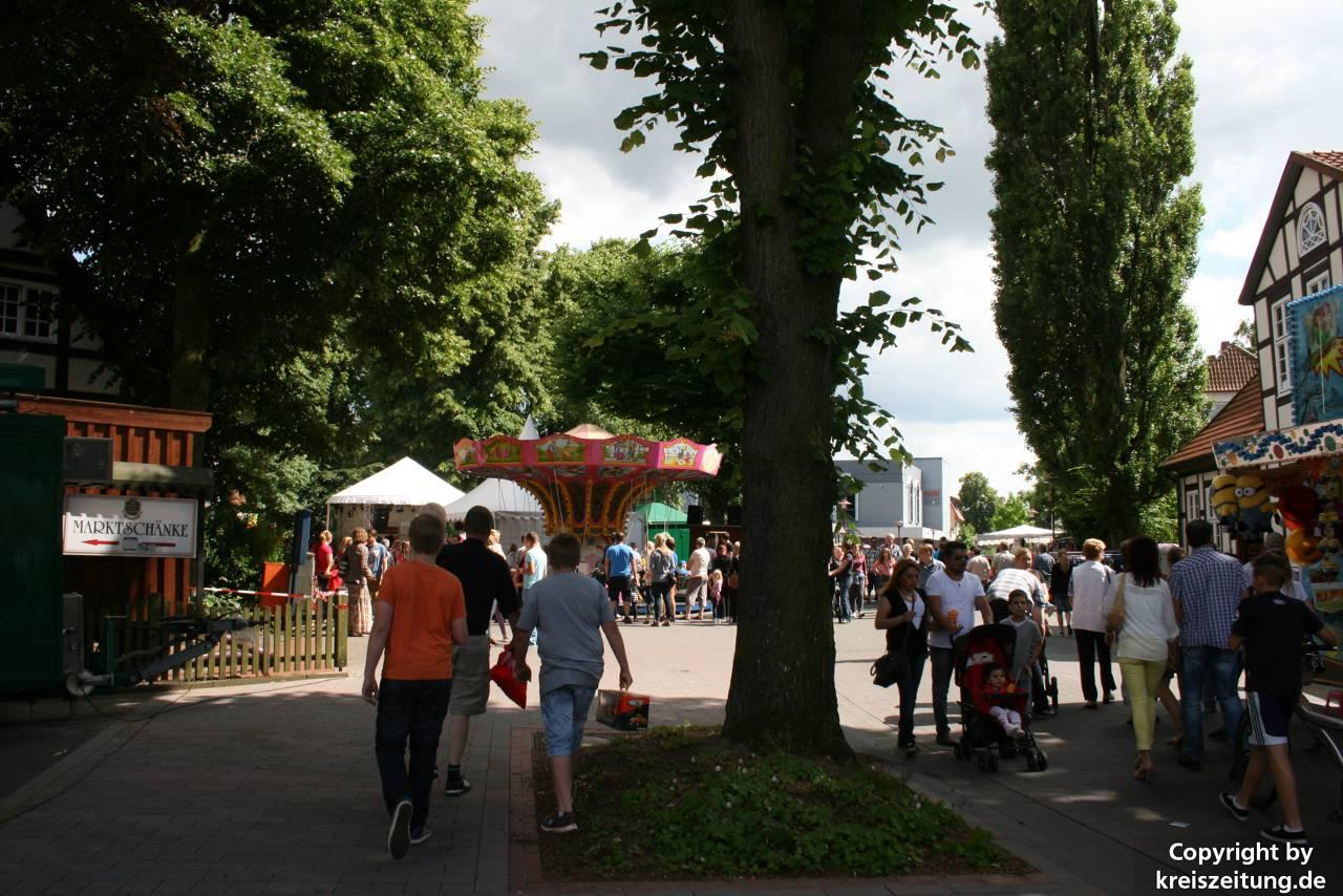 25. Rahdener Stadtfest füllt die Innenstadt an drei Tagen / Viele ...