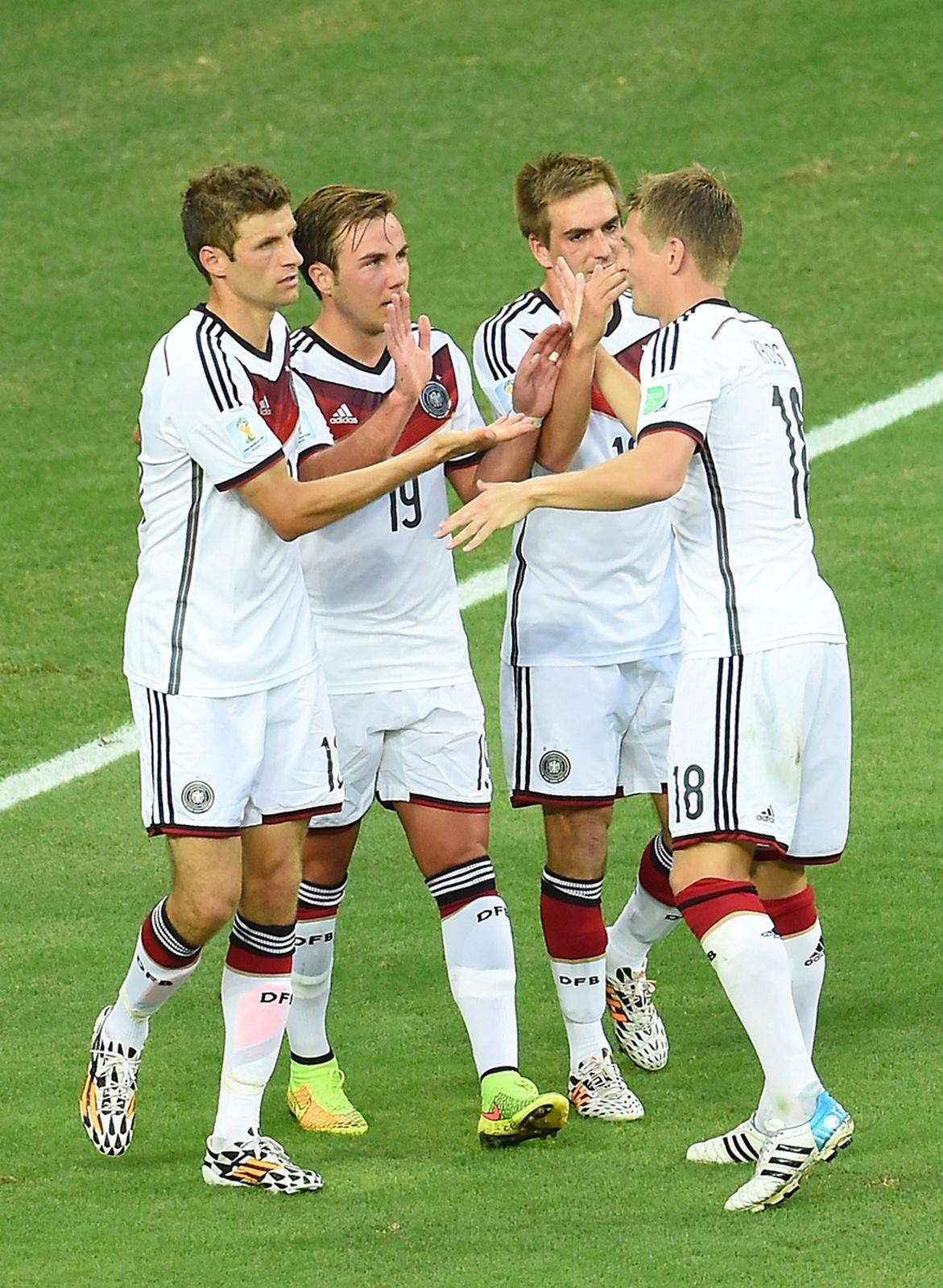 deutschland samstag fussball