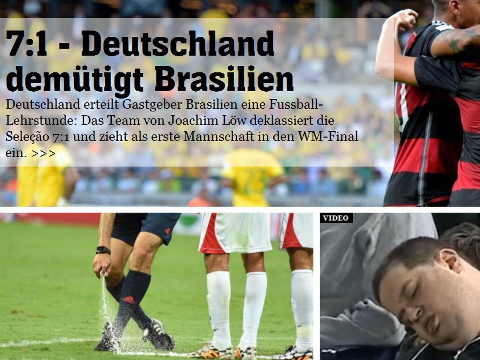 Deutschland Gegen Brasilien Wm 2021