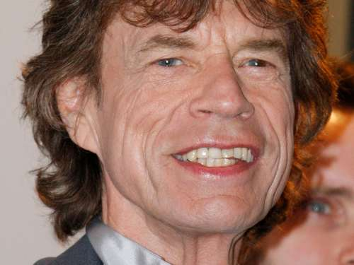 Nach Todes-Drama: So fand Mick Jagger Trost