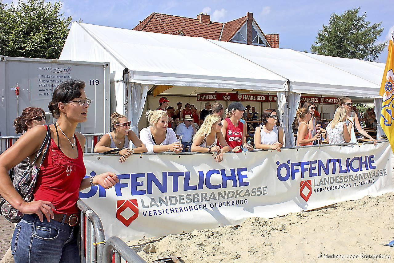 """Motto des Stadtfestes """"Wildeshausen bewegt (sich)!""""mehr als wahr ..."""