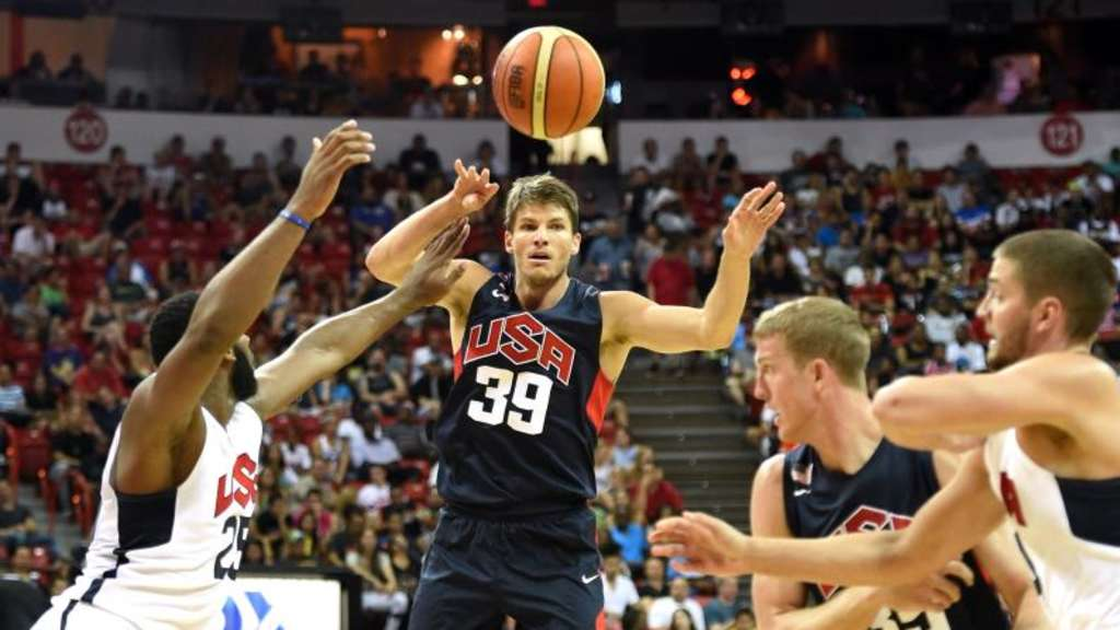 Basketball-WM 2014, USA, Finnland