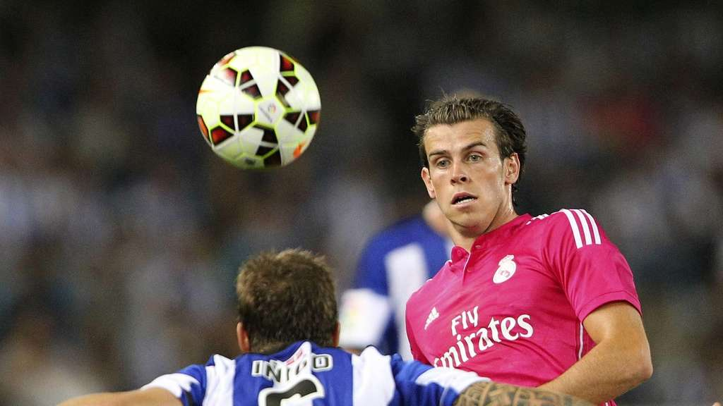 Real Madrid, Gareth Bale
