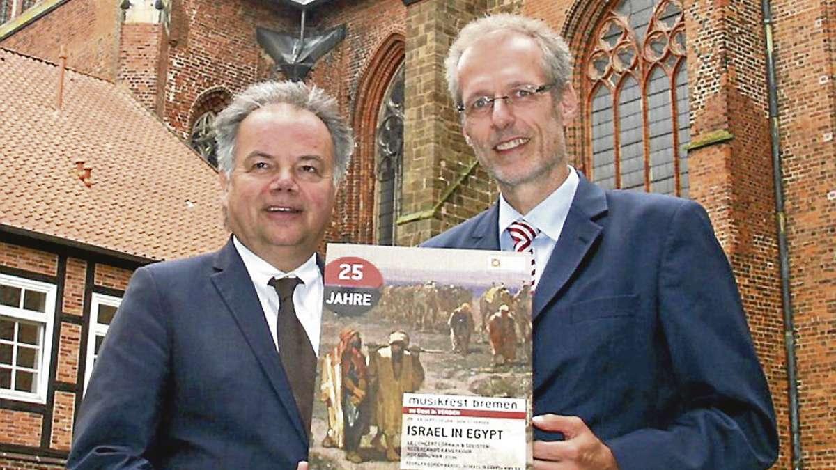 Musikfest Bremen mit Le Concert Lorrain unter Roy Goodman im Dom zu ...