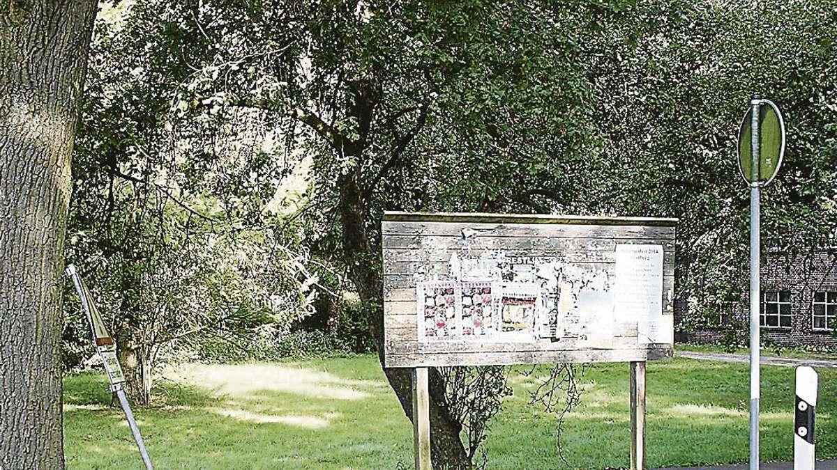 Ortsrat posthausen unterstützt dodenhof pläne für wohnanlagen bau ...