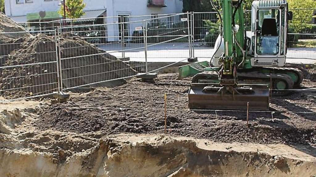 Technik für neues Fontänenfeld wird heute auf dem Alten Markt in ...