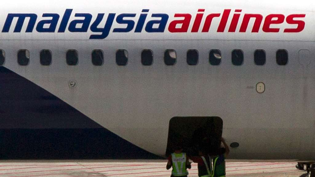 Malaysia Airlines BND