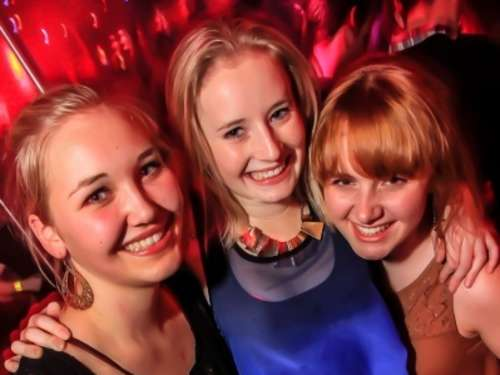 Abi-Party GBS im Studio 78 in Walsrode