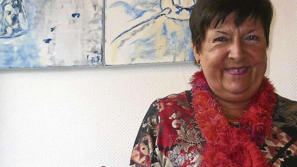 Brigitte Probeabo brigitte finck stellt im teehaus hashagen aus werke bis 3 januar