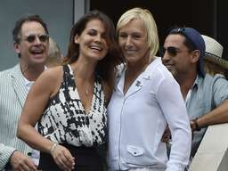 Martina Navratilova heiratet Julia Lemigova