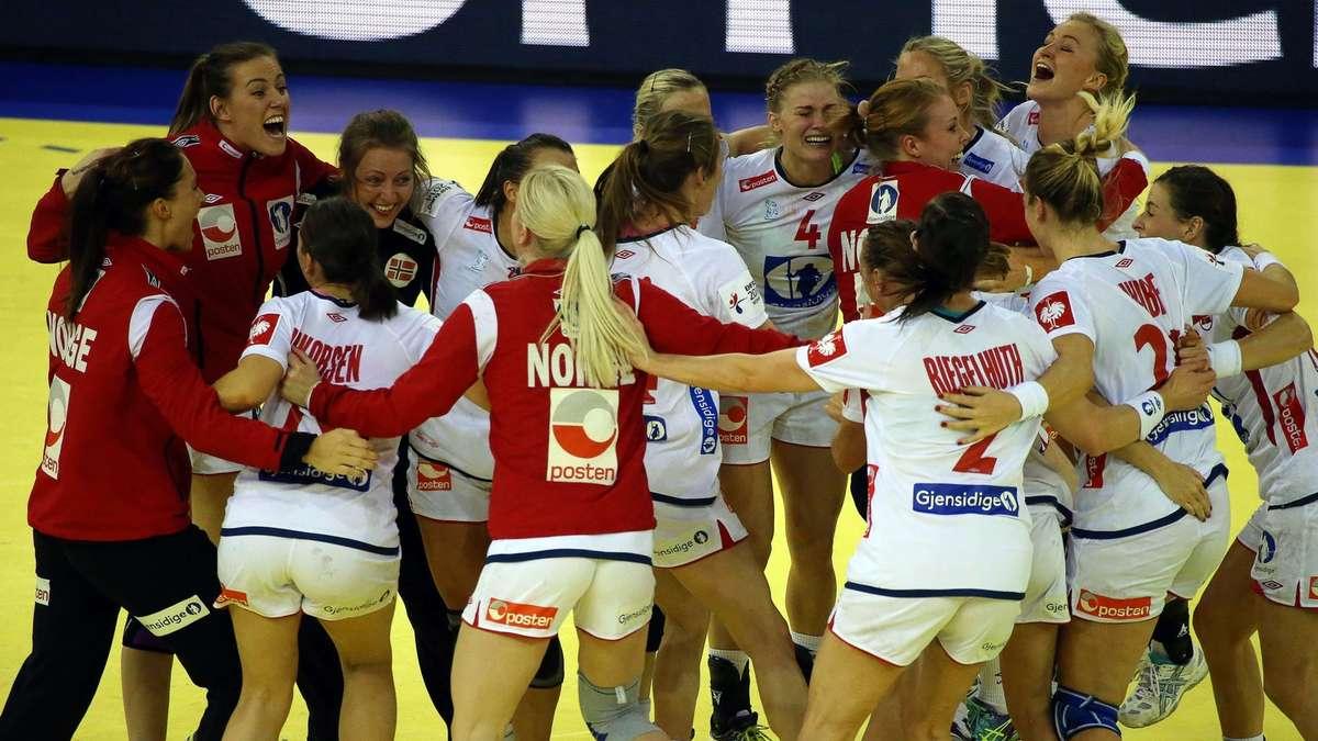 Norwegen Handball Frauen