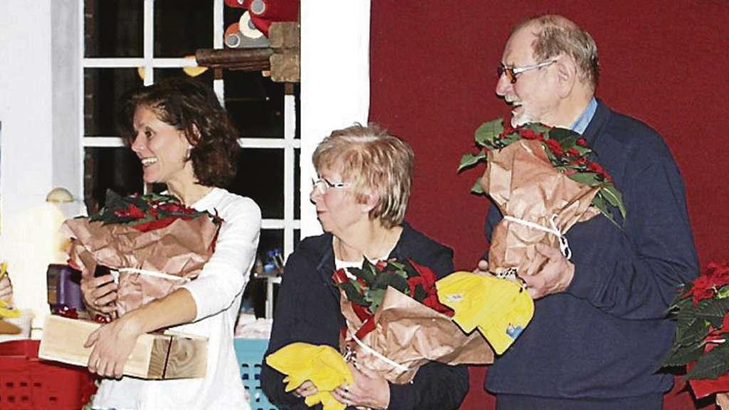 Weihnachtsfeier Theaterstück.Se Kann T Nich Laten Theaterstück Als Krönung Der Jubiläums Und