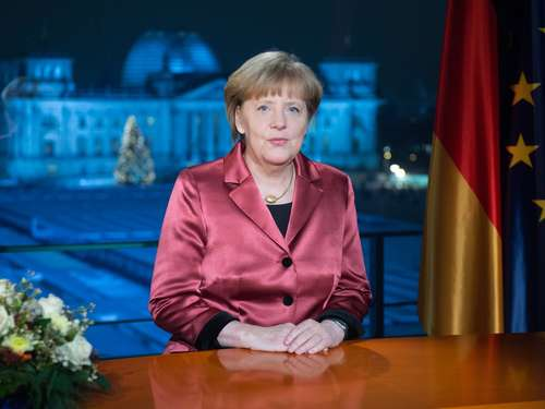 Merkel warnt vor Anti-Islam-Demos