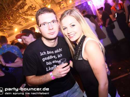 Faschingsparty in Bothel - Teil 3