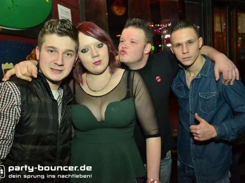 31.01.2015 Woodys in Bremen