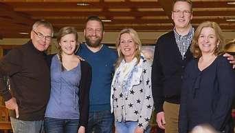 Peter Freytag Ist Gern Schell Unterwegs Vierfacher Vater Ist Ein Familienmensch Sottrum