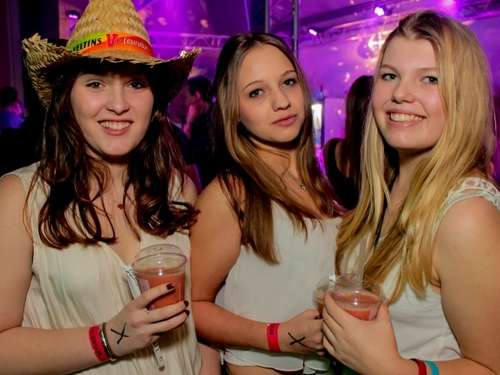 Caribbean Club Night in der Stadthalle Verden