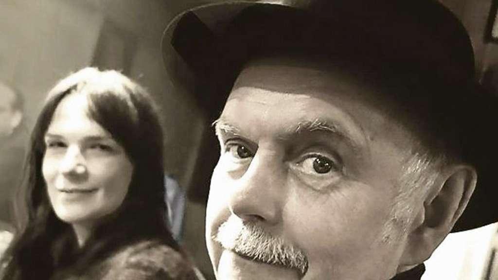 """Eine Blues-Legende: Dave Peabody gastiert mit Regina Mudrich im """"Liberty's"""