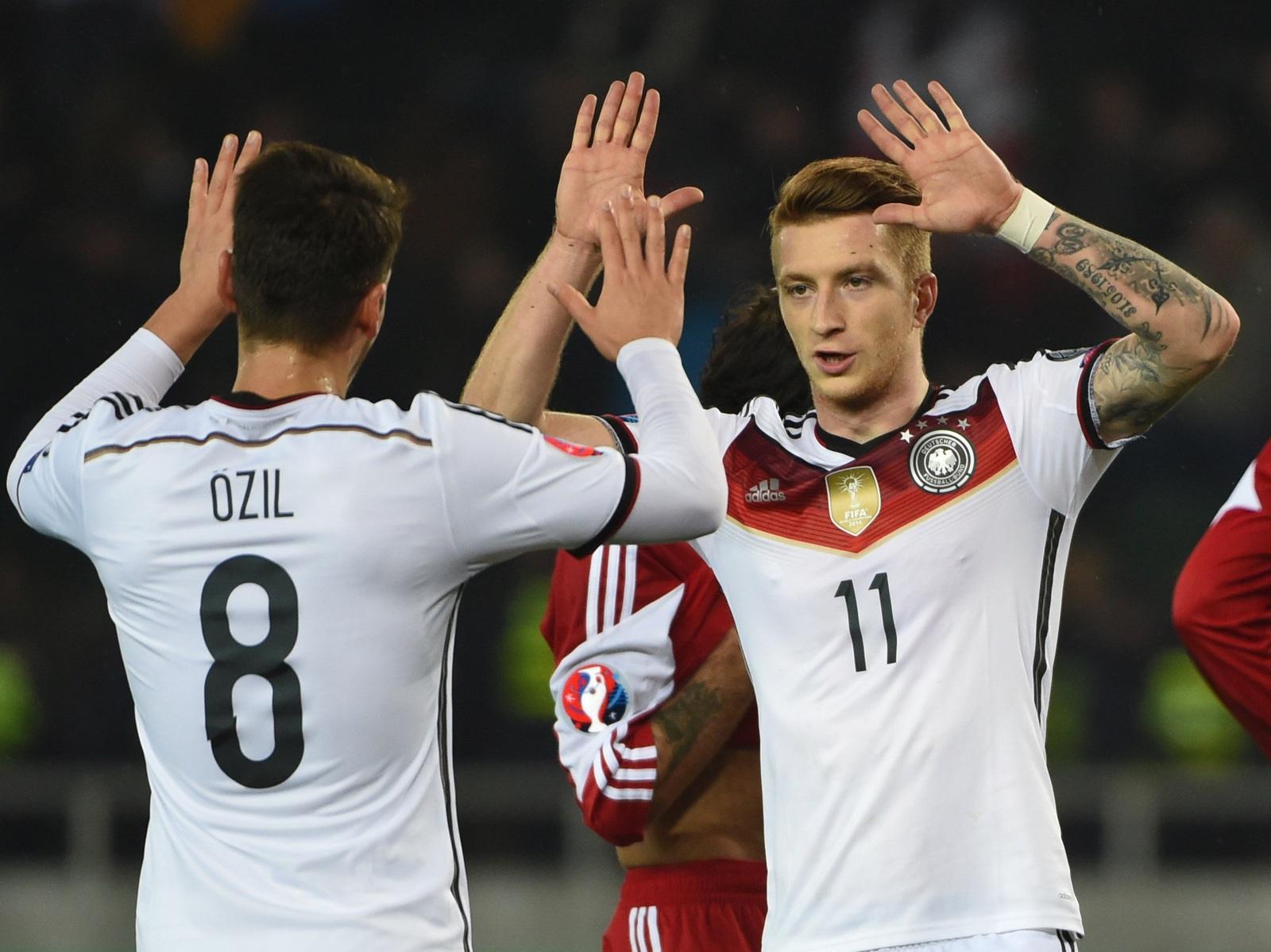 20 Gegen Georgien Deutschland Startet Em Aufholjagd