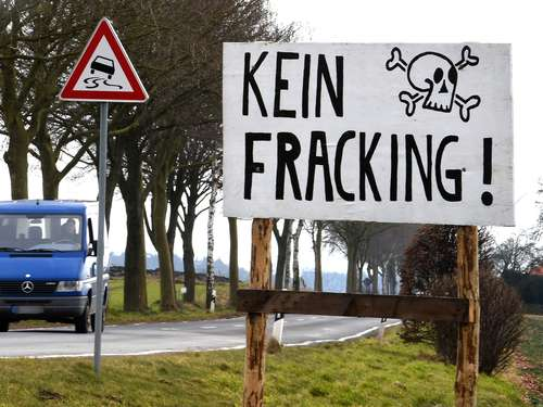 Kabinett regelt Gas-Fracking: Koalition rebelliert