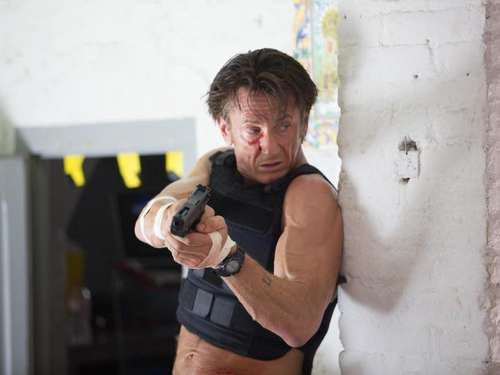 """The Gunman"": Actionthriller mit Sean Penn"