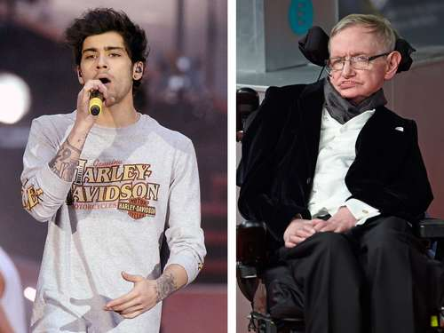 So tröstet Stephen Hawking One-Direction-Fans