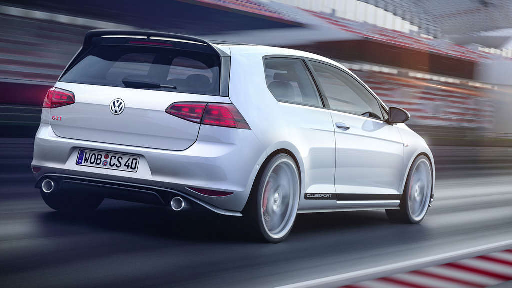 VW Golf GTI Clubsport