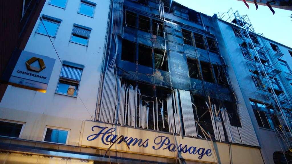 Harms Bremen harms am wall stellt nach großbrand in bremen insolvenzantrag bremen