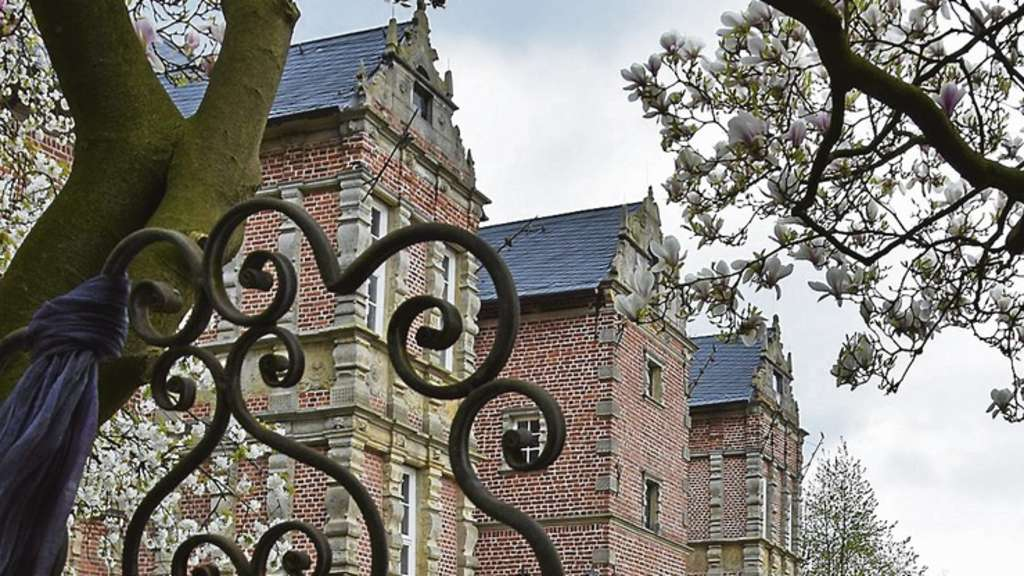 Exklusives gartenevent und romantisches sommervergn gen am schloss erbhof vom 29 bis 31 mai - Gartentage thedinghausen ...