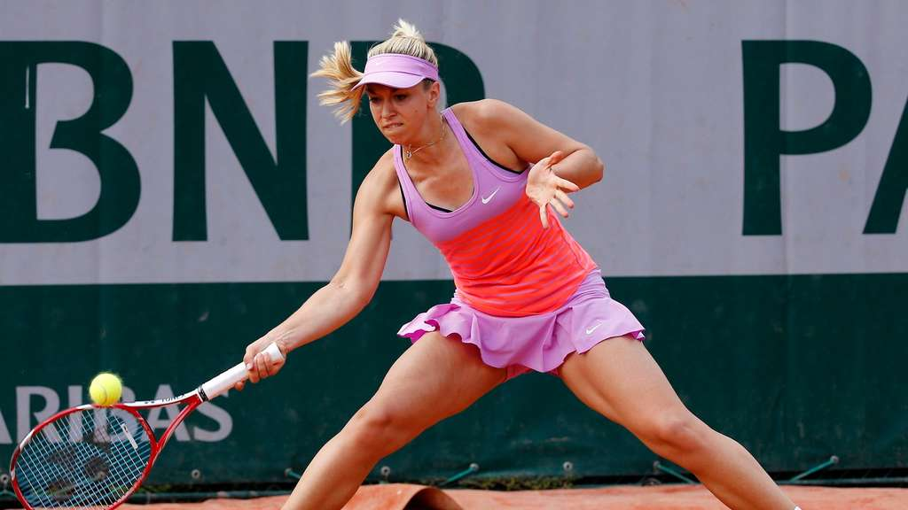 French Open Sabine Lisicki Kerber