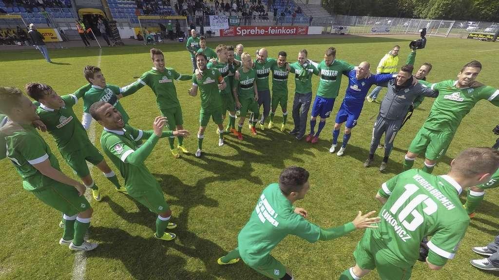 relegation zur regionalliga nord