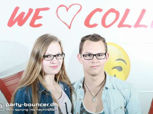 College Party in der Wunderbar in Vechta
