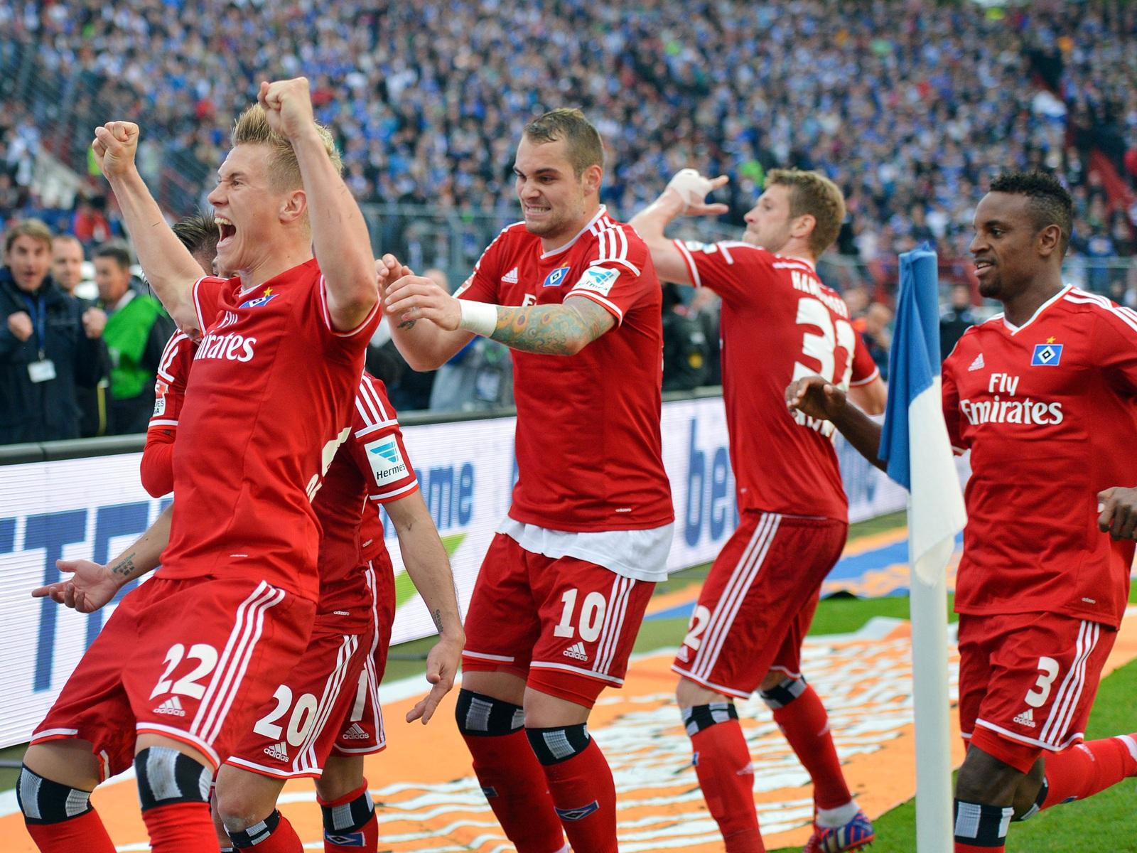 karlsruhe hsv relegation