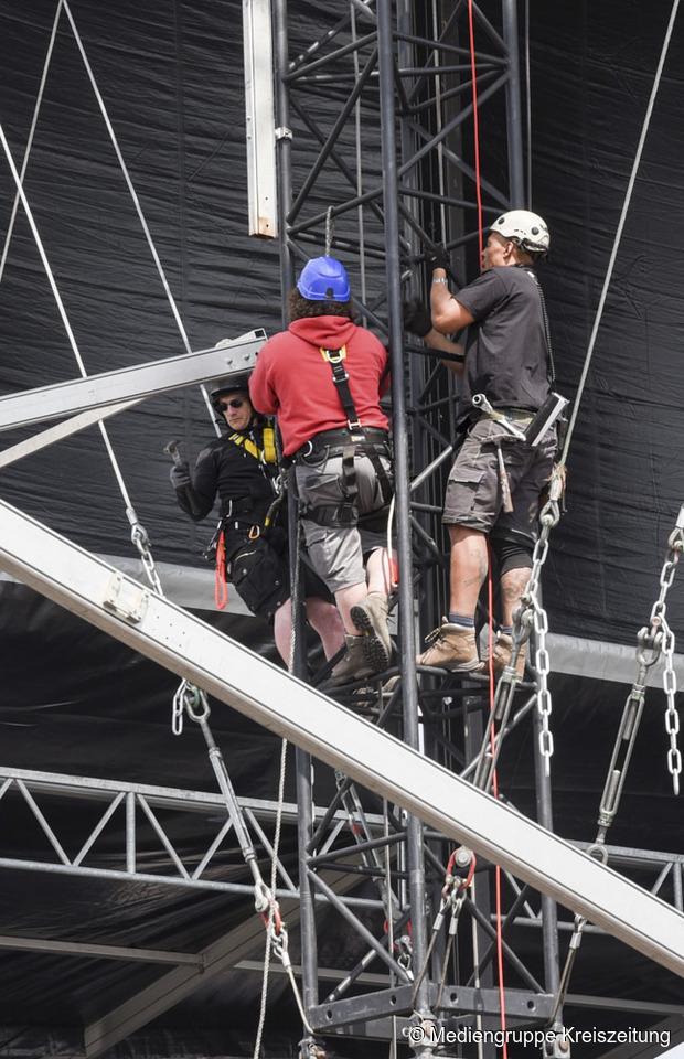 Hurricane Festival in Scheeßel setzt auf Chip-Bezahlsystem ...
