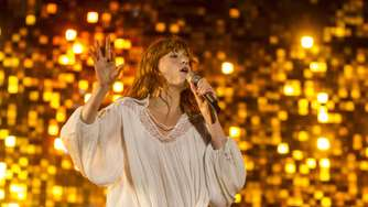 Hurricane-Headliner: Florence and the Machine, Kalkbrenner und Casper