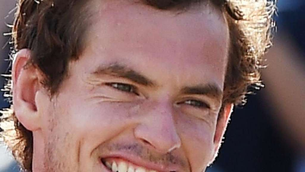 Andy Murray wird Vater. Foto: Andy Rain