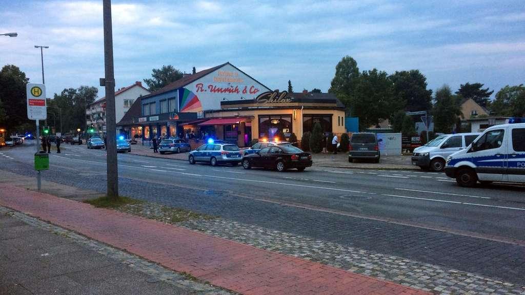 Streit unter Familien Mehrere Personen in Bremen Huchting verletzt Bremen
