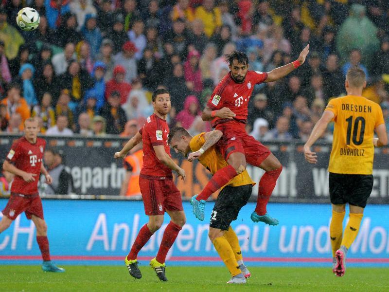 Mit Bayern Hilfe Dresden Peilt Bessere Zukunft An