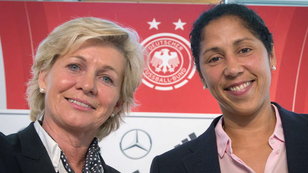 Nationalmannschaft der Frauen, Silvia Neid, Steffi Jones