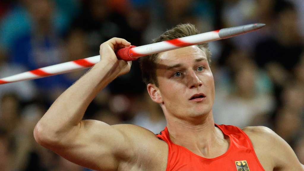 Leichtathletik-WM Doping Bronze Speerwurf