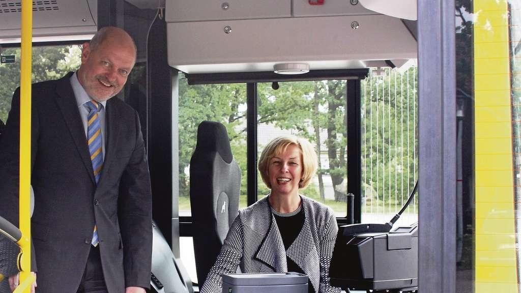 Fahrplanwechsel zwei gemeinden profitieren wardenburg for Emschermann