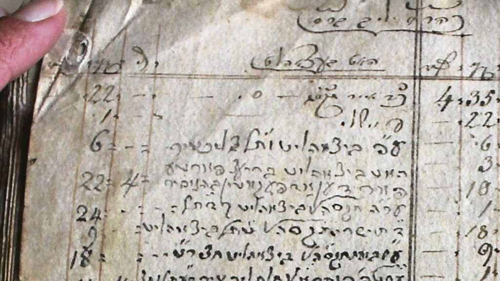 Die hebräischen Schriftzeichen sind zwar übersetzt worden – viele Fragen bleiben aber dennoch offen.