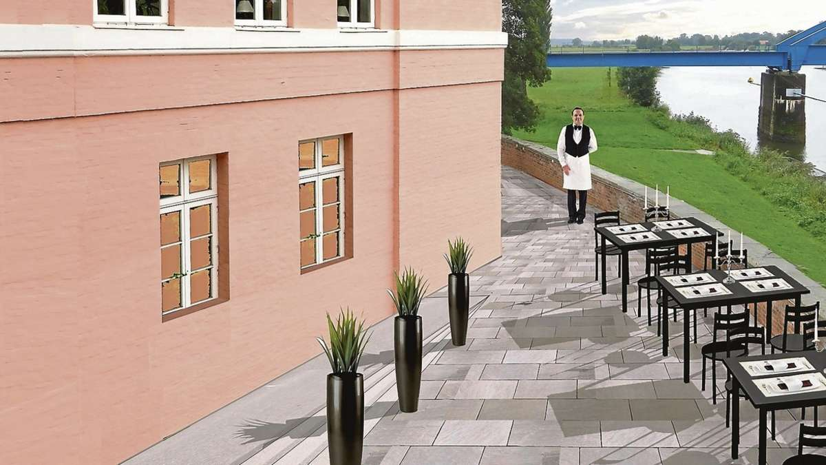 architekturb ro stellt ideen f r k nftige nutzung vor massive umbauten n tig grafschaft hoya. Black Bedroom Furniture Sets. Home Design Ideas