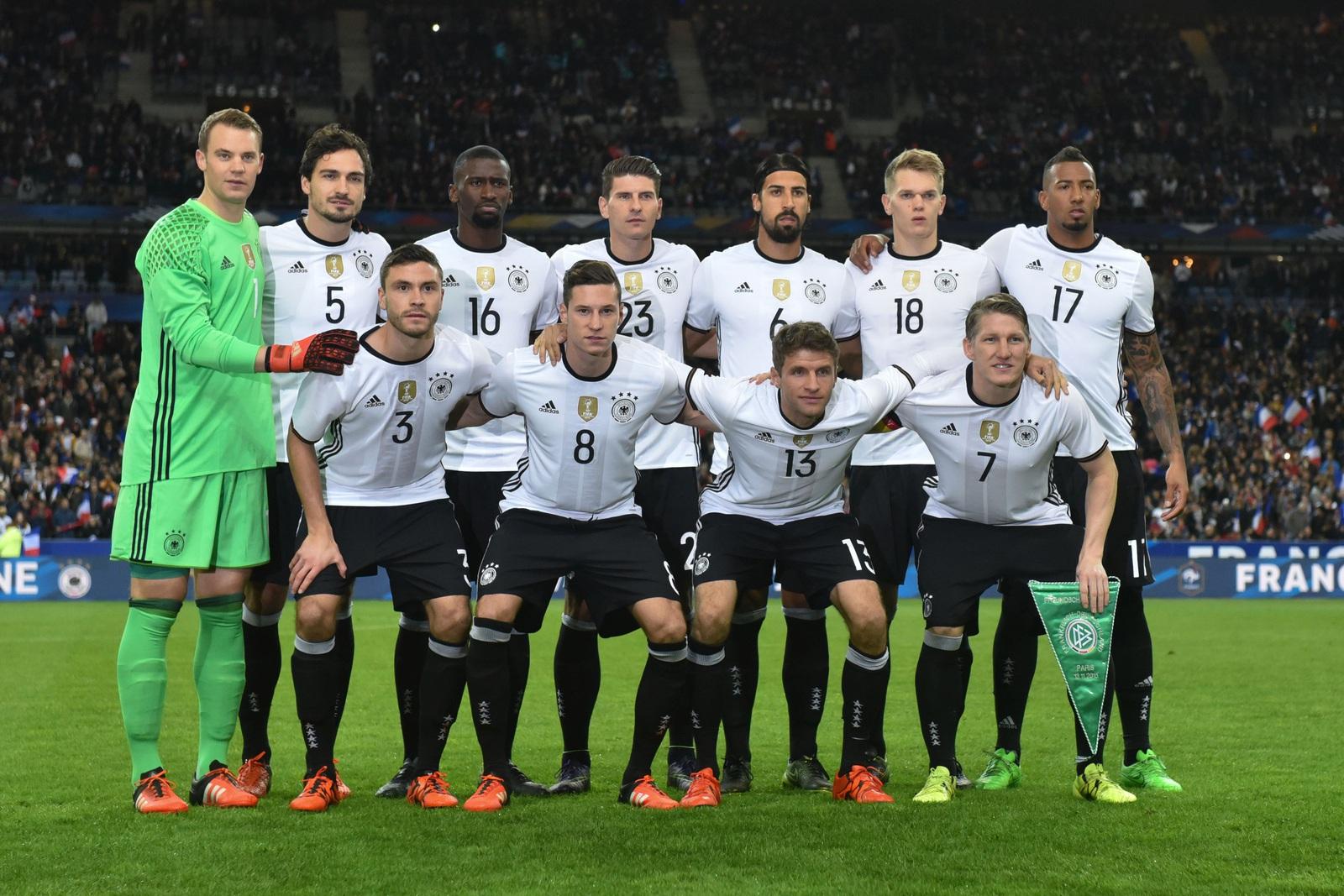 deutschland gruppe wm 2017