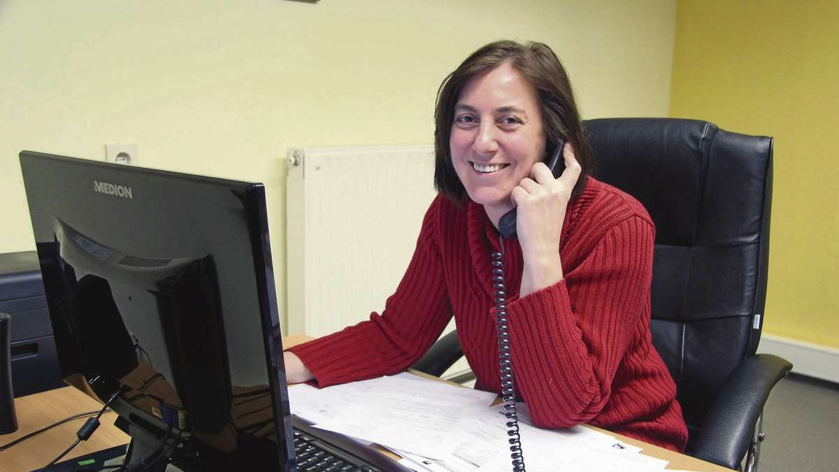 Bettina Hofmeister seit dem 1. Januar stellvertretende ...