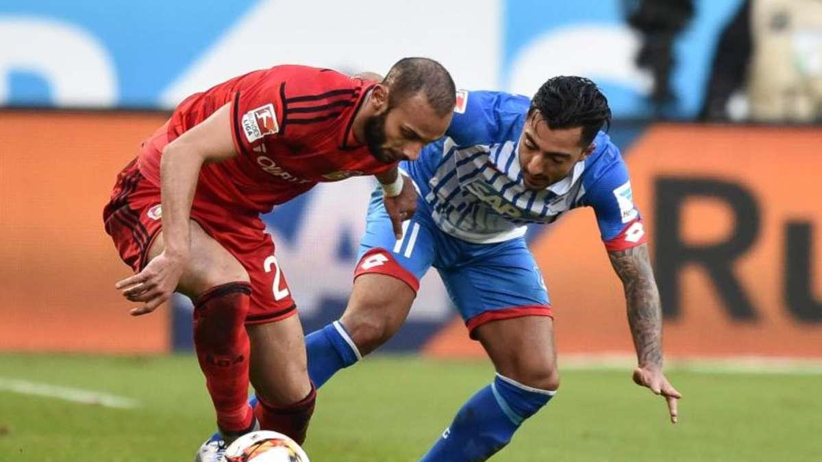 gegen Leverkusen als Mutmacher für Hoffenheim  Fußball