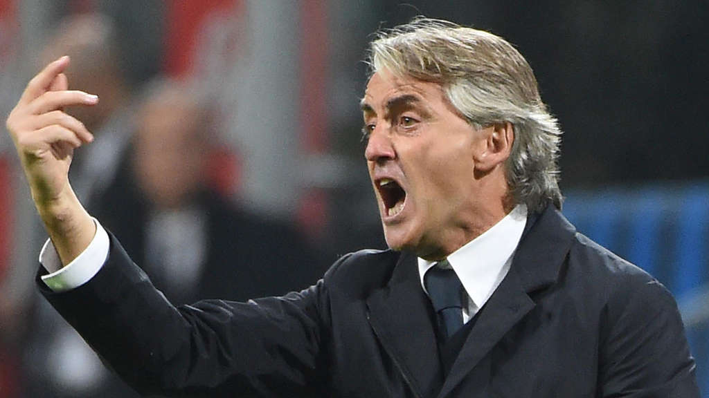 Roberto Mancini, Derby, AC Mailand, Inter Mailand, Serie A