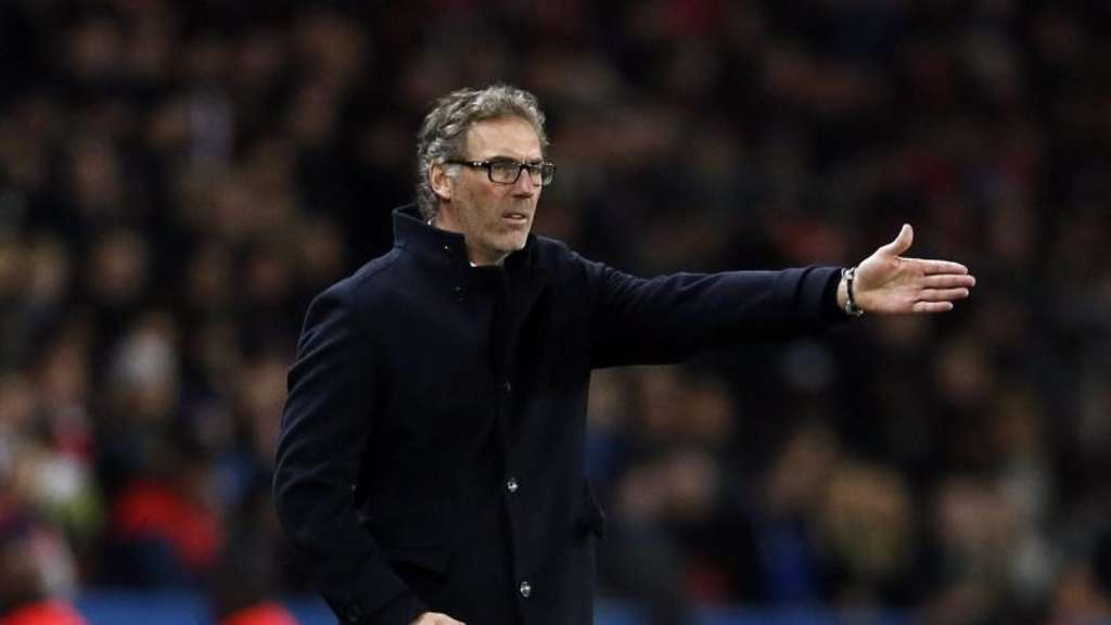 Laurent Blanc, Paris Saint Germain, Frankreich, Ligue 1